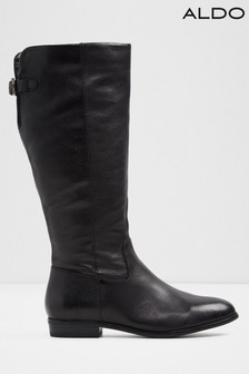 Aldo Leather Blend Knee High Boots