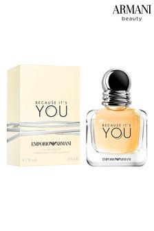 Emporio Armani Because Its You She Eau de Parfum 30ml