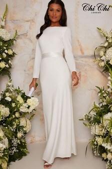 Chi Chi London Bridal Meygan Maxi Dress