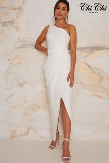Chi Chi London Bridal Kaoria One Shoulder Dress