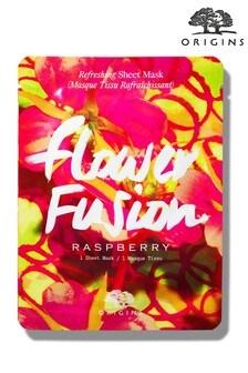 Origins Flower Fusion Hydrating Sheet Mask - Raspberry