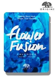 Origins Flower Fusion Hydrating Sheet Mask - Lavender
