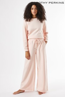 Dorothy Perkins Wide Leg Sweat Trousers