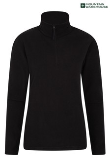Mountain Warehouse Camber Womens Half-Zip Fleece