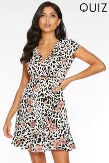 99267635bfc2 Animal Print Dresses | Leopard & Snake Print Dresses | Next UK