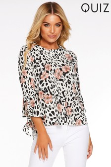 c2d3c532860a1a Quiz Tops & Blouses | Quiz Going Out & Evening Tops | Next UK