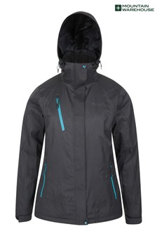 Mountain Warehouse Bracken Extreme Womens 3 In 1 Waterproof Jacket