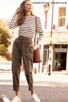Dorothy Perkins Regular Cargo Pants