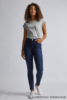 Dorothy Perkins Tall Shape and Lift Jeans