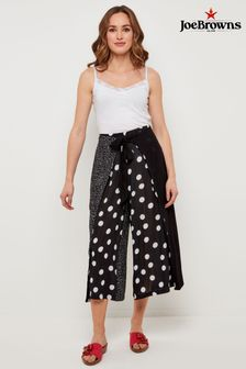 Joe Browns Dots Cropped Trousers