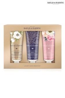 Baylis & Harding Royale Garden 3 Hand Cream Set