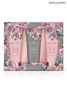 Baylis & Harding Boudoire Velvet Rose & Cashmere 3 Hand Cream