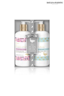 Baylis & Harding Fuzzy Duck Cotswold Floral 2 Bottle Box Set