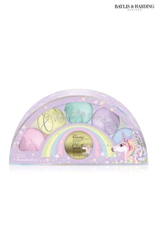 Baylis & Harding Beauticology Unicorn 5 Fizzers Set