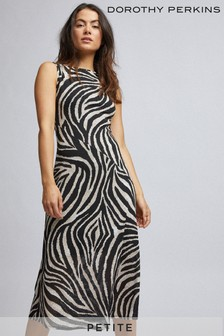 Dorothy Perkins Petite Abstract Dress