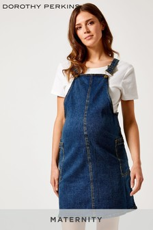 Dorothy Perkins Maternity Pinafore Dress