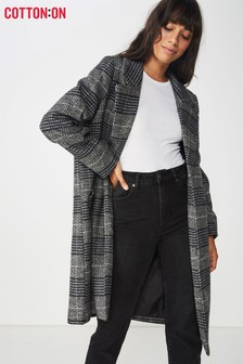 Cotton On Mid Length Coat