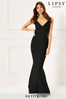 Lipsy Petite Fishtail Maxi Dress