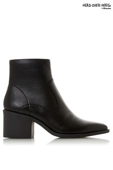 Head Over Heels Ankle Boots