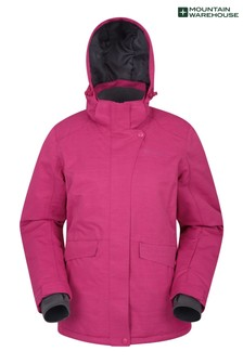 Mountain Warehouse Snowfall Womens Textured Ski Jacket