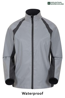 Mountain Warehouse Shine 360° Reflective Womens Waterproof Jacket