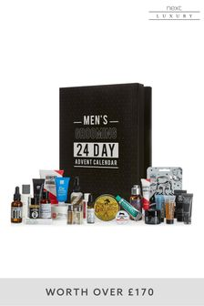 Mens Grooming 24 Day Branded Advent Calendar