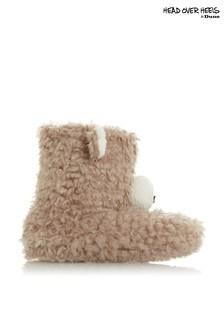Head Over Heels Fur Bear Boot