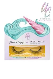 Unicorn Cosmetics Clementine Faux Silk Lashes