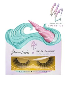 Unicorn Cosmetics Rebel Smoke Faux Silk Lashes