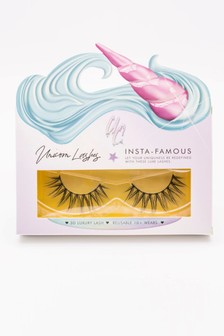 Unicorn Cosmetics Flutter Faux Silk Lashes