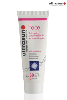 Ultrasun Face Anti-Aging SPF30 5 Travel Size, 25ml