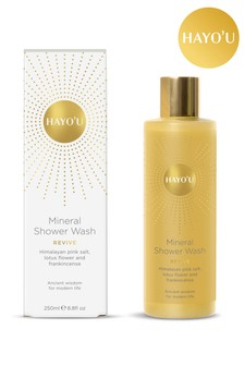 Hayo'u Method Mineral Shower Wash 250ml