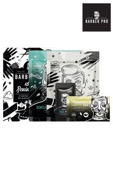 BARBER PRO Skin Revival Face Mask Set