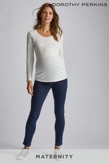 Dorothy Perkins Maternity Overbump Ellis Skinny Jeans