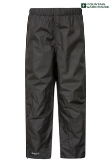 Mountain Warehouse Spray Kids Waterproof Trousers