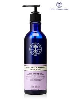 Neals Yard Remedies Organic Garden Mint and Bergamot Hand Wash 200ml