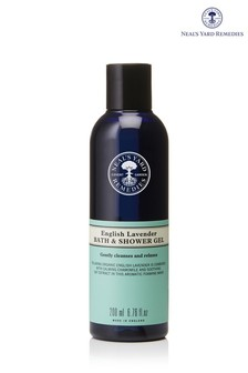 Neals Yard Remedies English Lavender Bath and Shower Gel 200ml