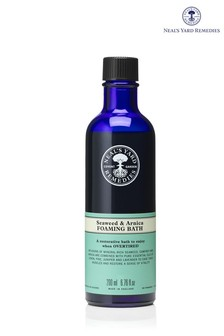 Neals Yard Remedies Seaweed and Arnica Foaming Bath 200ml