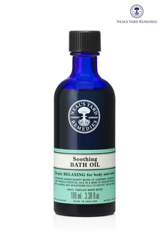 Neals Yard Remedies Soothing Bath Oil 100ml