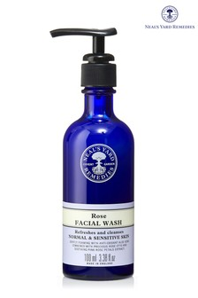 Neals Yard Remedies Rose Facial Wash 100ml