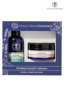 Neals Yard Remedies Organic Aromatic Collection