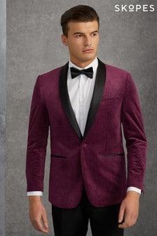 Skopes Shawl Collar Velvet Tuxedo