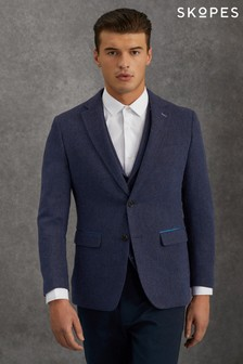 Skopes Herringbone Tweed Blazer