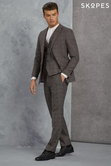 Skopes Prince Of Wales Check Trousers