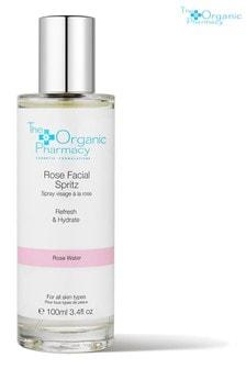The Organic Pharmacy Rose Facial Spritz Toner