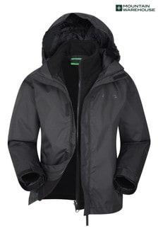 Mountain Warehouse Fell Kids 3 In 1 Water Resistant Jacket