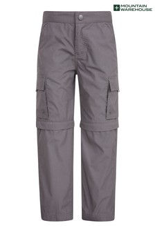 Mountain Warehouse Active Kids Convertible Trousers