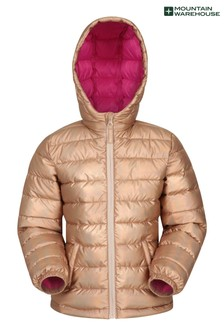 Mountain Warehouse Seasons Kids Water Resistant Padded Jacket