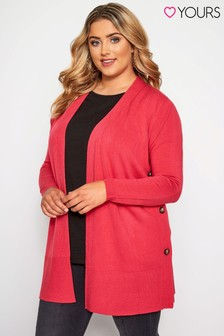 Yours Curve Cashmillion Cardigan