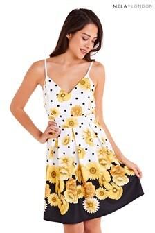 Mela London Cami Floral Dress